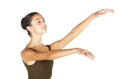 νεολαίες χορευτών μπαλέ&t Στοκ εικόνα με δικαίωμα ελεύθερης χρήσης