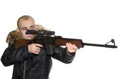 νεολαίες όπλων ατόμων στοκ εικόνες με δικαίωμα ελεύθερης χρήσης