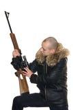 νεολαίες όπλων ατόμων στοκ φωτογραφία με δικαίωμα ελεύθερης χρήσης