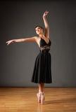 νεολαίες ballerina Στοκ Εικόνες