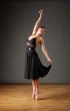 νεολαίες ballerina Στοκ Εικόνα