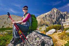 νεολαίες γυναικών τουρ Στοκ Εικόνα