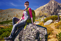 νεολαίες γυναικών τουρ Στοκ Εικόνες