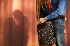 Νεολαίες ζεύγους στοκ φωτογραφία