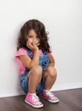 Νεολαίες πορτρέτου, μικρό κορίτσι Στοκ φωτογραφία με δικαίωμα ελεύθερης χρήσης