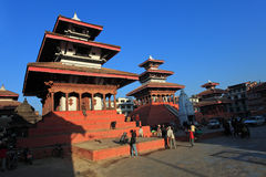 Νεπάλ patan στοκ εικόνες