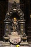 Νεπάλ-Patan Durbar τετραγωνική μια από τις κύριες θέες του Kathmand Στοκ Εικόνες