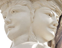 Νεπαλικό γλυπτό Στοκ φωτογραφία με δικαίωμα ελεύθερης χρήσης