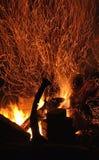 Νεπαλικό στιλέτο Kukri Στοκ φωτογραφίες με δικαίωμα ελεύθερης χρήσης