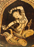 νεράιδα χορού στοκ εικόνα με δικαίωμα ελεύθερης χρήσης