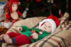 Νεράιδα Χριστουγέννων Στοκ Φωτογραφίες