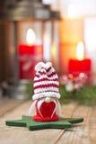 Νεράιδα Χριστουγέννων Στοκ εικόνες με δικαίωμα ελεύθερης χρήσης