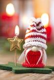 Νεράιδα Χριστουγέννων Στοκ φωτογραφίες με δικαίωμα ελεύθερης χρήσης