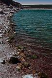 Νερά αλγών στη μεσημβρία στοκ εικόνες