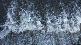 Νερό από το φράγμα απόθεμα βίντεο