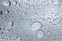 Νερό βροχής στοκ εικόνα με δικαίωμα ελεύθερης χρήσης