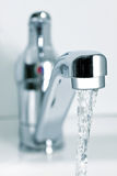 νερό βρύσης Στοκ Εικόνα