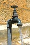 νερό βρύσης Στοκ Φωτογραφίες