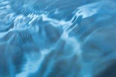 Νερό θαμπάδων κινήσεων ως bokeh υπόβαθρο Στοκ φωτογραφία με δικαίωμα ελεύθερης χρήσης