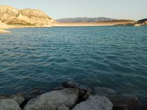 Νερό λιμνών Στοκ φωτογραφία με δικαίωμα ελεύθερης χρήσης