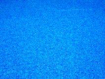 Νερό πισινών σύσταση Στοκ εικόνα με δικαίωμα ελεύθερης χρήσης