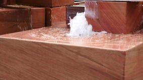Νερό που αυξάνεται από την πηγή φιλμ μικρού μήκους