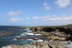 Νερό στους βράχους Στοκ εικόνες με δικαίωμα ελεύθερης χρήσης