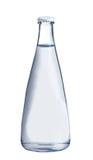 Νερό στο μπουκάλι γυαλιού Στοκ φωτογραφίες με δικαίωμα ελεύθερης χρήσης
