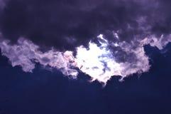 Νερό σύννεφων Στοκ φωτογραφία με δικαίωμα ελεύθερης χρήσης