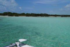 Νερό της Κούβας Στοκ εικόνα με δικαίωμα ελεύθερης χρήσης