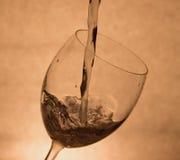 Νερό χυτό Στοκ Φωτογραφίες