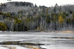 Νερό Resevoir Στοκ Εικόνα