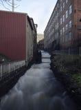 Νερό Rushimg Στοκ Εικόνα