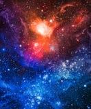 Νεφέλωμα αστεριών γαλαξιών abstract background space Στοιχεία αυτού Στοκ Εικόνα