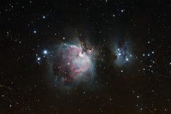 Νεφέλωμα του Orion Στοκ φωτογραφία με δικαίωμα ελεύθερης χρήσης