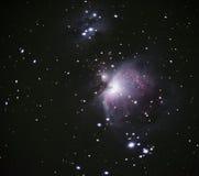 Νεφέλωμα του Orion Στοκ εικόνα με δικαίωμα ελεύθερης χρήσης