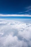 νεφελώδεις ουρανοί στοκ εικόνες με δικαίωμα ελεύθερης χρήσης