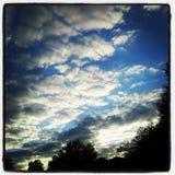 νεφελώδης ημέρα στοκ φωτογραφία με δικαίωμα ελεύθερης χρήσης