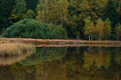 νεφελώδης λίμνη Άγιος ημέρ&al Στοκ εικόνες με δικαίωμα ελεύθερης χρήσης