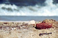 Νεφελοειδή κύματα Στοκ Φωτογραφία