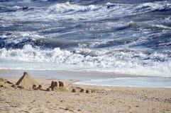 Νεφελοειδή κύματα Στοκ Εικόνες