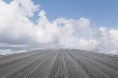 Νεφελώδης ουρανός και Στοκ φωτογραφίες με δικαίωμα ελεύθερης χρήσης