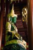 Νεφρίτης Budha σε Wat Phra Kaew, Chiangrai Στοκ φωτογραφία με δικαίωμα ελεύθερης χρήσης