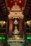 Νεφρίτης Budha σε Wat Phra Kaew, Chiangrai Στοκ Εικόνα