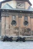 Νεωτερισμός και αρχαιότητα Στοκ εικόνα με δικαίωμα ελεύθερης χρήσης