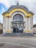 Νεω-μπαρόκ αίθουσα συμποσίου στο Μπέλφορτ, Γαλλία στοκ φωτογραφίες με δικαίωμα ελεύθερης χρήσης