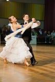 νεώτερος χορού ζευγών Στοκ Εικόνες