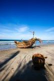 ΝΕ Fishingboat Mui στοκ φωτογραφία με δικαίωμα ελεύθερης χρήσης