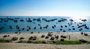 ΝΕ Mui - Phan Thiet - Βιετνάμ Στοκ Εικόνες