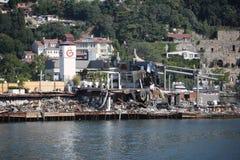 Νησάκι της Γκαλατάσαραϊ στη Ιστανμπούλ Στοκ φωτογραφία με δικαίωμα ελεύθερης χρήσης